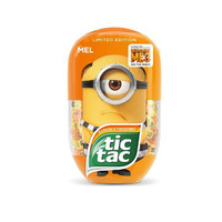 tic tac minions limited edition