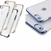 Galeno Softcase TPU Crom For NEW Samsung S8 S8Plus