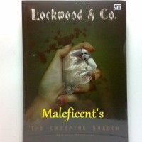 Lockwood & Co #4: The Creeping Shadow (Jonathan Stroud)