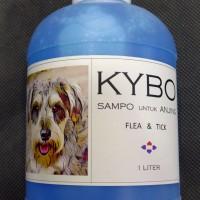 Shampoo Anjing Kybo Flea & Tick  1 Liter     KDFT