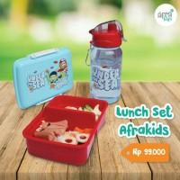 harga Tempat Makan Anak (lunchset) Afrakids Tokopedia.com