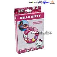 Intex 56210 Pelampung Bulat Hello kitty  / Pelampung Renang Hellokitty