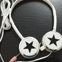 Headphone Bando Model Bintang