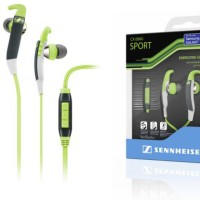 Jual Sennheiser Cx 686G Sport with Microphone for Smartphone android in ear Murah