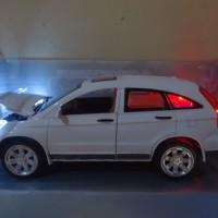DIECAST HONDA CRV WHITE - POWER 1/24