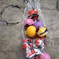 mainan anak bola tuyul isi air