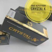 Crystal X Asli Nasa Untuk Organ Kewanitaan Anda