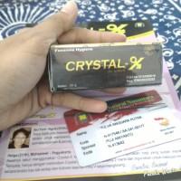 Crystal X Asli Untuk Organ Kewanitaan Anda