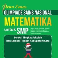 Buku Pena Emas Matematika SMP Seri Kinomatika 1 - Yrama Widya