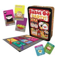 Sushi Go Party Board Game - ORIGINAL Ready BNIS