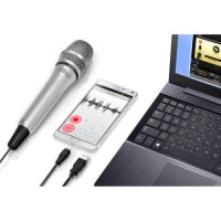 IK Multimedia iRig Mic HD-A Handheld Digital Microphone (Android n PC)