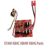 Receiver Main Board SYMA X8HG X8HW X8HC PCB Quadcopter Parts Syma Reci