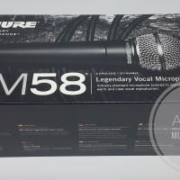 Mic / Microphone Shure SM58-LC (Original)