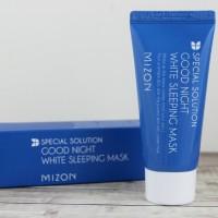 Mizon special solution good night white sleeping mask (tube)