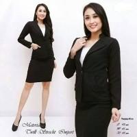 Blazer Kantor Formal Wanita Model 2