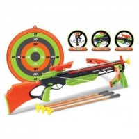 Mainan Panah Panahan Kingsport Real Crossbow Set