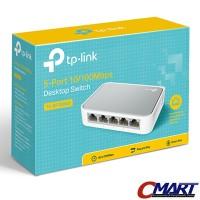TP-LINK 5 Port 10/100Mbps Desktop Switch - TPlink TL-SF1005D