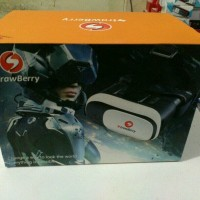 Jual Virtual Reality 3D / VR BOX 2.0 / Kacamata 3D Murah