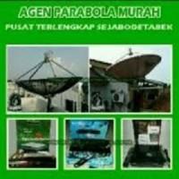 Paket Antena TV dan Parabola Cilincing, Jakarta Utara.