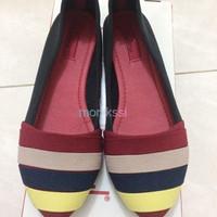 Cardinal Flat Ballerina Shoes