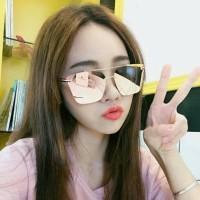 Jual BOOMING! Kacamata wanita model gucci thom browne kc 184 pink Murah