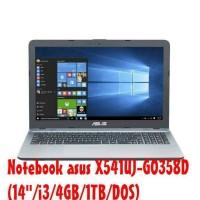 kredit notebook asus X541UJ-GO358D proses 30 menit