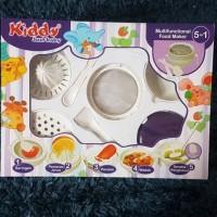 Jual Kiddy 5in1 Multifunctional Baby Food Maker Murah