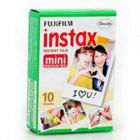 instax Mini Refill Film Single Plain Paper Polos