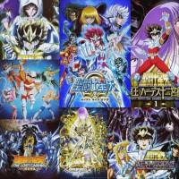 Anime Saint Seiya Sub Indo Complete Series