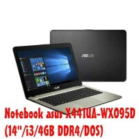 kredit notebook asus X441UA-WX095D proses 30 menit