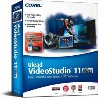 Ulead Video 11 Plus/Komputer Editing/Software Komputer Ulead Plus