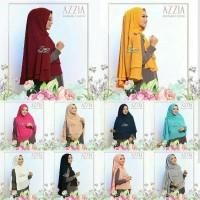 Jual Hijab Zena azzia Khimar 2 layer Murah