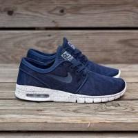 Sepatu Nike Stefan SB Janoski Max Navy