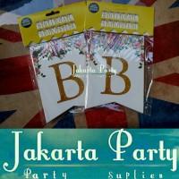 Banner Bridal Shower / Bunting Flag Bridal Shower / Bridal Shower