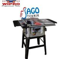 Mesin Table Saw Wipro / Meja Potong 10 inch / Potong Kayu