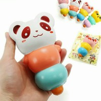 Lei Lei Dango Squishy Animal Cartoon Toy Leilei