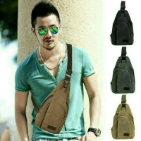 Tas Pria Selempang Import Satchel Hiking Cyckling Backpack - LC