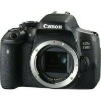 KAMERA CANON EOS 750D body only (garansi resmi canon)