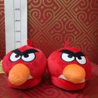 Jual SECOND sandal boneka angry bird Murah