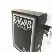 Parfum Pria / Cowok Original Bravas Elite Black ( garuda pheromone ck