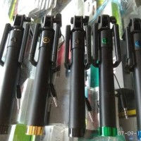 Tongsis Selfi Kabel FDT-3 Black Edition (Tinggal Cekrek)