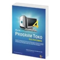 Progam Toko Ipos 4/Software Kasir Komputer/Kaset Dvd/Software Program