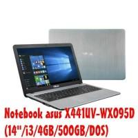 kredit notebook asus X441UV-WX095D proses 30 menit