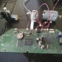 matherboard printer hp officejet 7000 plus motor ya normal