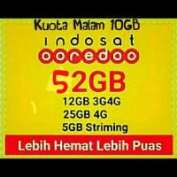 paket internet termurah indosat im3 ooredoo 52GB