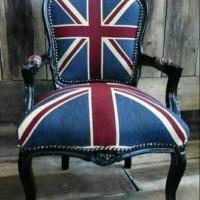 kursi sofa union jack duco,kursi teras,kursi makan,kursi tamu,sofa,rak
