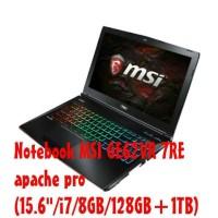 kredit notebook MSI GE62VR 7RE proses 30 menit