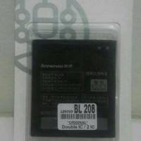 Batre Batrei Baterai Battery Lenovo S920 BL208 Original BL 208