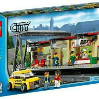Lego 60050 City : Train Station