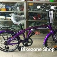 Sepeda Lipat 20 inch Exotic 2026MK KHUSUS GOSEND BANDUNG